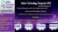 Indian Technology Congress 2013