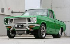 Datsun 1200...13B powered