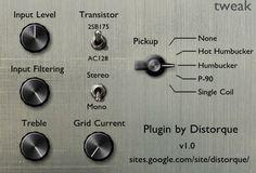 """Emulación de un Treble Boost para Guitarras """"Dallas Rangemaster"""" (VST Gratis)"""