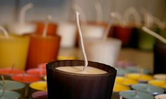 7 Candles That Won't Give You Cancer or Make Your Kids Sick- Who doesn't love candles. Never knew that paraffin was a petroleum by-product.