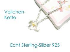 Kette+Anhänger+Sterlingsilber+von+DeineSchmuckFreundin+-+Schmuck+und+Accessoires+auf+DaWanda.com