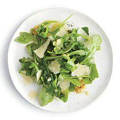 Arugula Salad with Caesar Vinaigrette | MyRecipes.com