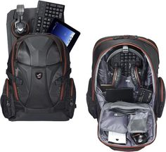 Asus ROG Nomad Backpack #Gaming #laptop