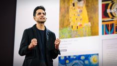 Amit Sood: Every piece of art you've ever wanted to see -- up close and searchable Good News Stories, Digital Revolution, Trending Art, Arts Integration, Cultural Diversity, Arts Ed, Art And Technology, Ted Talks, The World's Greatest