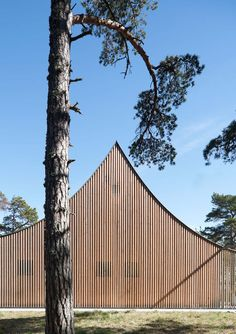 Tham & Videgård Arkitekter: House on Krokholmen — Thisispaper — What we save, saves us.