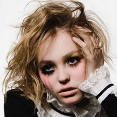 Lily-Rose Depp Is Now In Vogue
