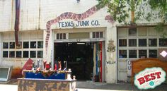 Texas Junk Co. - Houston boots starting at $30!!