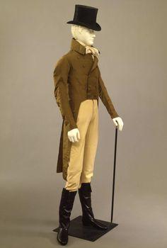 Redingote  1800s