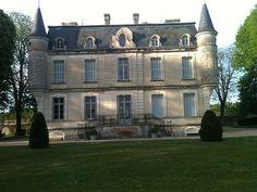 Le Chateau de Saint-Vincent-Jalmoutiers'