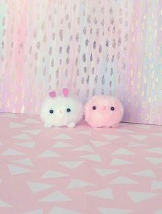 Two kawaii fluffs