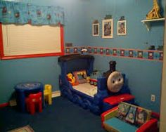 Thomas Ideas For Brytons Room