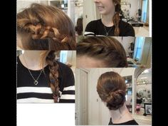 5 Quick & Easy Hairstyles for School
