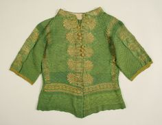 Sweater  Date: late 17th century Culture: European Medium: silk