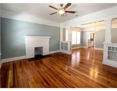 Delicieux Love The Interior Of This Home! Great Historical Charm In All The Details!  5705. Interior Paint ColorsHome ...