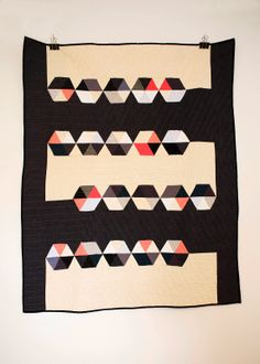 Triangle Hexagons, Alexis Deise