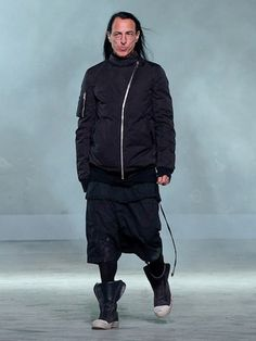 Designer Rick Owens to collaborate with Adidas...  http://www.examiner.com/article/rick-owens-designs-for-adidas