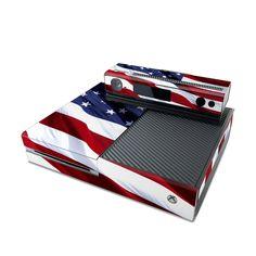 American Flag Xbox One Skin