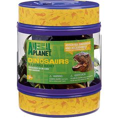 Animal Planet Safari Collection Bucket Black Toys R Us