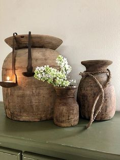 home decor tips are available on our web pages. Take a look and you wont be sorry you did. Farmhouse Side Table, Farmhouse Decor, Home Decor Bedroom, Diy Home Decor, Vibeke Design, Candle Lanterns, Wabi Sabi, Rustic Decor, Interior Decorating