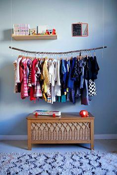 Deco Trend // Portants à vêtements - My Little Home Blog