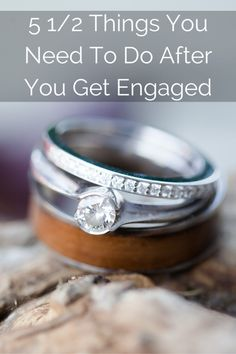 5 Things You Need To Do After You Get Engaged - an unconventional list from a former real-life bride. Wedding Binder, Wedding Tips, Wedding Planning, Perfect Wedding, Dream Wedding, Wedding Day, Wedding Dreams, Wedding Stuff, Wedding Honeymoons