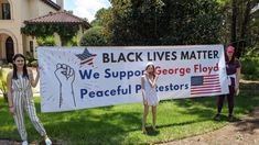 Dwight Schar Opposes Black Lives Matter Sign In His Bella Collina   Fortune Herald Political Signs, Three Daughters, State Of Florida, Community Manager, New Sign, Lake View, Banner, Life, Black
