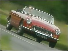 ▶ The Cars The Star A Documentary About The MGB - YouTube