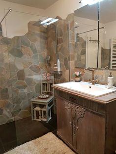 Antike Jugenstil Kommode Als Waschbecken Schrank Für Ein Nostalgisches  Badezimmer · Bathroom IdeasShabby ChicChest ...