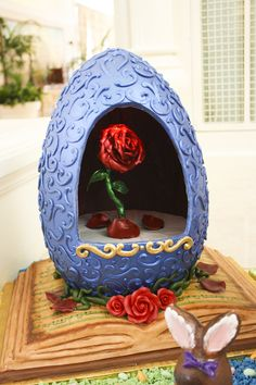 The fifth annual Easter Egg Display is in full swing at Disney's Grand Floridian Resort at Walt Disney World, and we have all of them on video just for you! Isn't that egg-citing?