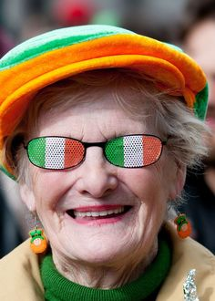 Dublin - St Patrick's Day 2012. What will your style be this year?