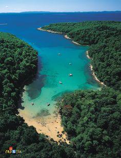 Beach, Croatia