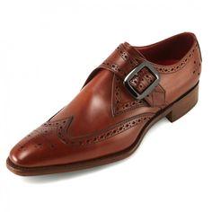 Jeffery West Brilleaux Monk - Pediwear Footwear