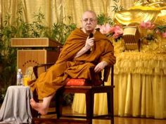 Meditation to Overcome Stress - Ajahn Brahm Mindfulness Meditation, Fitness Diet, Self Help, Singapore, Buddha, Stress, Wisdom, Videos, Buddhism