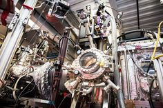 https://flic.kr/p/hU15aZ | 2013-323-3087-CXI | The Coherent X-ray Imaging experimental station at SLAC's Linac Coherent Light Source is specialized for X-ray crystallography experiments.