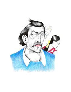 Paul Gauguin duldet keine Diva neben sich │ jompitz
