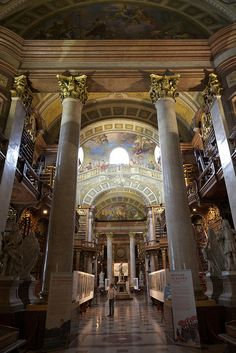 . National Library Hofburg, Vienna