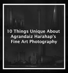 There always unique about everyone photography. That is so true, especially when it comes to fine art photography. Myself included. Here are 10 things unique about Agrandaiz Harahap's fine art photography.