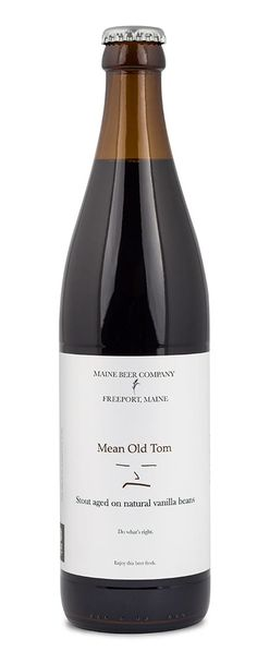 Mean Old Tom by Maine Beer Company
