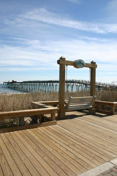 Carolina Beach Today featured the new Ocean Front Park on our island in March 2013.