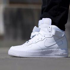 60f52a5ec55 Nike Air Force 1 MID  06 GS (weiß  weiß)