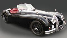 Jaguar XK 140 MC Roadster 1955.