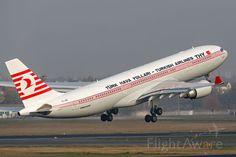 Photo of Turkish Airlines A333 (TC-JNC) ✈ FlightAware