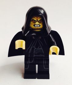 DK's exclusive minifigure that will come with LEGO Star Wars: The Dark Side