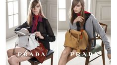 Prada Advertising Campaign  The new Prada Advertising Campaign is now online!!  www.sprinklesofstyle.co.uk