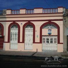 Hostal Doña Elisa Camaguey  Cuba #bandbcuba #casaparticular #travel #cubatravel #casacuba