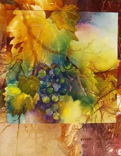 Shirley does beautiful watercolor pieces as well as other mediums.  She is also a wonderful person and great teacher!