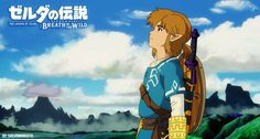 Zelda: Breath of the Wild (Ghibli Style) should be a real anime