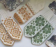 Knit Mittens, Knitting Socks, Baby Knitting, Needlework, Knitting Patterns, Knit Crochet, Monogram, Floral, Blog