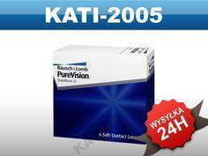 SOCZEWKI Pure Vision / Purevision 1szt.Dzień/Noc