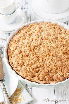La tarta de manzana es siempre una apuesta segura a la hora de preparar un postre o un dulce para una merienda especial, además se puede p..